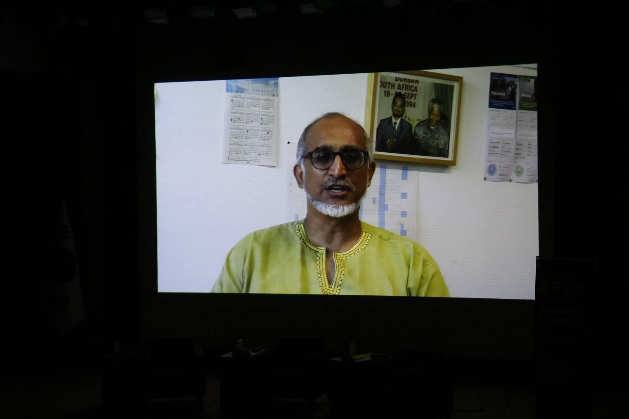 UN Video Message_ Motala