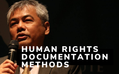 Human Rights Documentation Methods (Part 2)