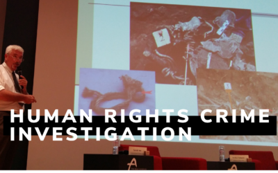 Human Rights Crime Investigation: Evidence and Forensic Science
