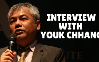 Interview with DC-Cam Director Youk Chhang