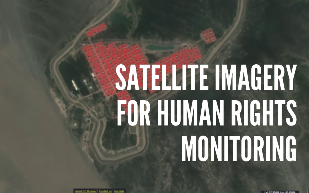 Video Tutorials on Satellite Imagery for Human Rights Monitoring (Part 2 of 2)
