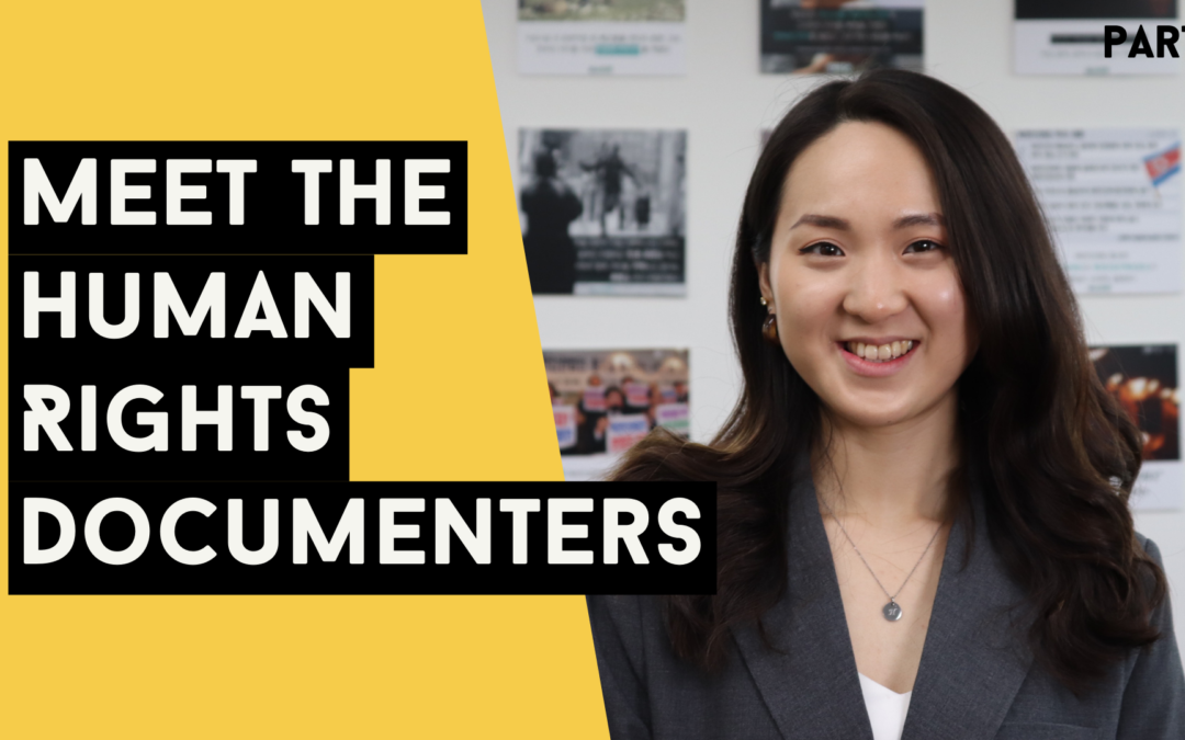 Hanna Song at NKDB | Meet the Human Rights Documenters (Part 1)