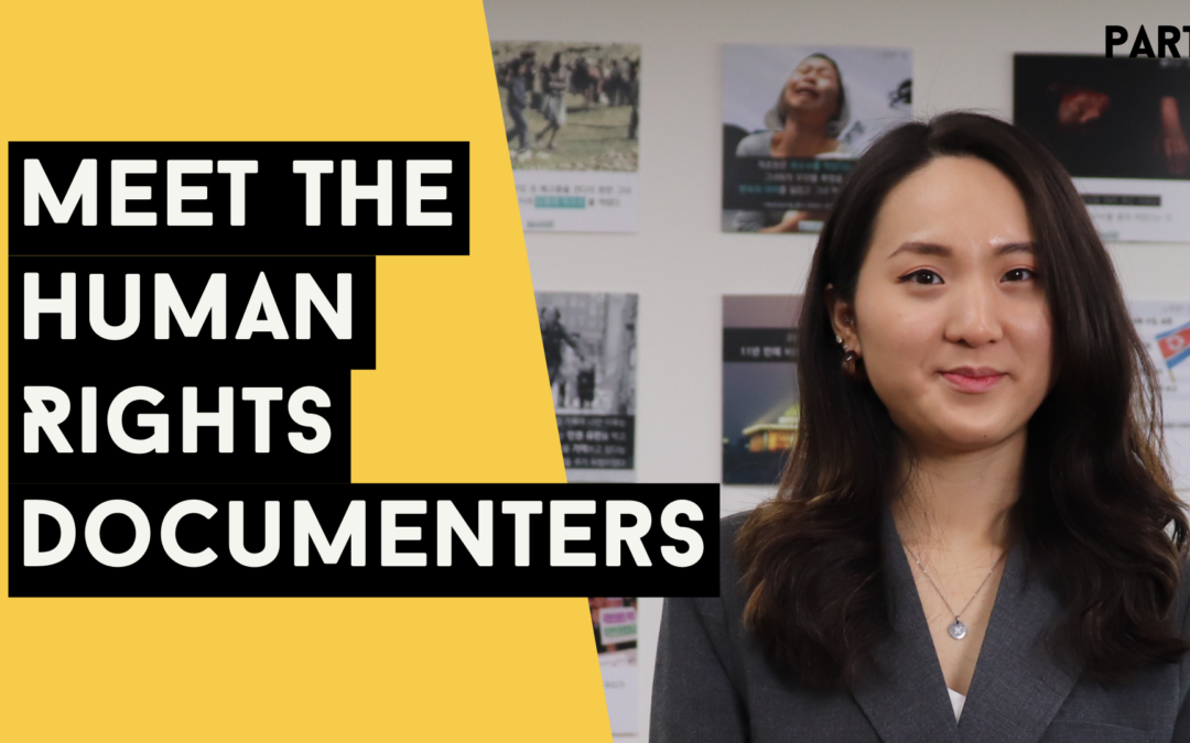 Hanna Song at NKDB | Meet the Human Rights Documenters (Part 2)